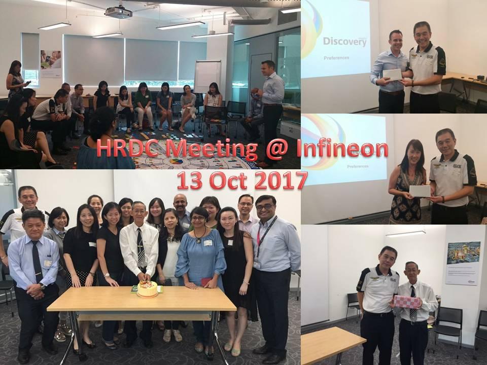 HRDC Meeting – 13 Oct 17