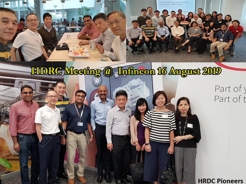 HRDC Meeting – 16 Aug 19