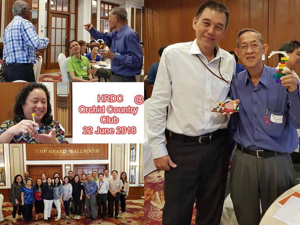 HRDC Meeting – 22 Jun 18