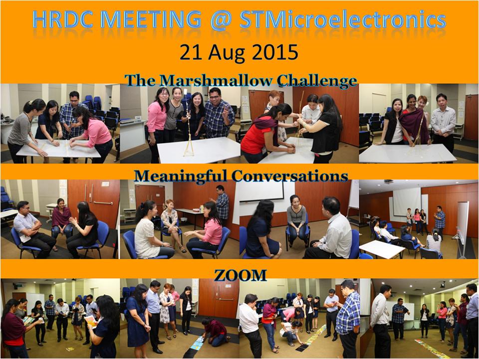 HRDC Meeting – 21 Aug 15